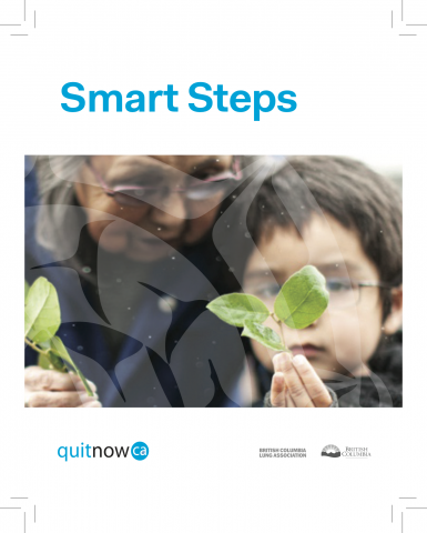 Preview of Smart Steps First Nations Booklet